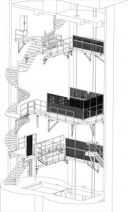 3D lifts